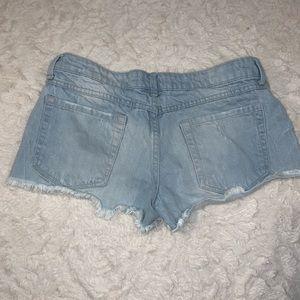 Forever 21 Shorts - Forever 21 light Jean shorts